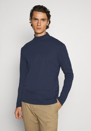 JPRBLARAY ROLL NECK - Longsleeve - navy blazer