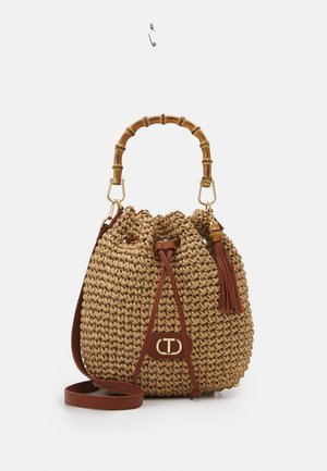SECCHIELLO - Handbag - brown