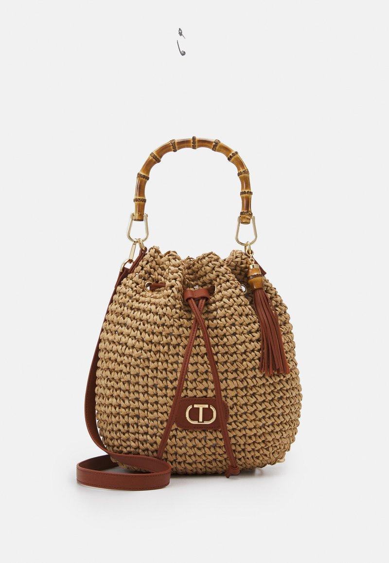 TWINSET - SECCHIELLO - Handbag - brown