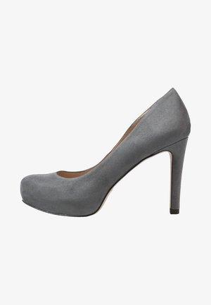 Zapatos altos - grey
