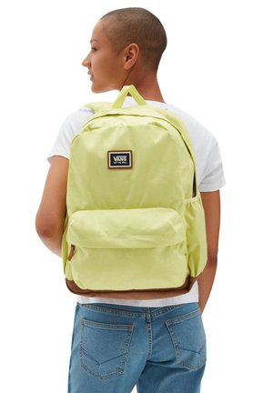 WM REALM PLUS BACKPACK - Rucksack - sunny lime