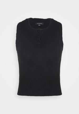 TANK - Basic T-shirt - black