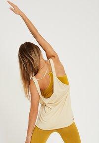 Yogasearcher - LOLASANA - Top - vanille - 2
