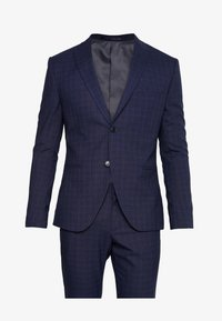Isaac Dewhirst - FASHION STRUCTURE SUIT  - Costume - navy - 11