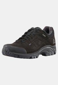 Haglöfs - HIKINGSCHUH RIDGE GT WOMEN - Hiking shoes - true black - 3