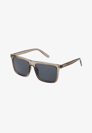 BRUCE - Sunglasses - grey-transparent /black