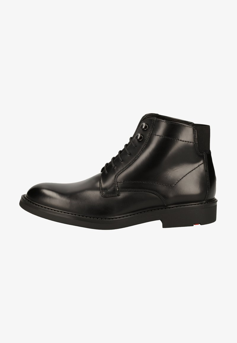 LLOYD SELECTED - Veterschoenen - schwarz