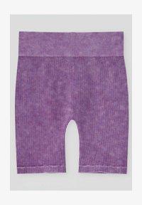 PULL&BEAR - Kraťasy - purple - 6