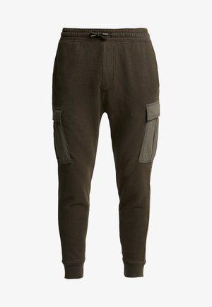 Teplákové kalhoty - black olive