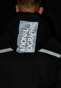 National Geographic - Down jacket - black - 4