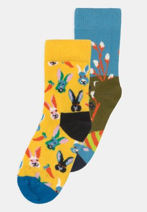 EASTER SOCKS 2 PACK UNISEX - Socks - multi-coloured
