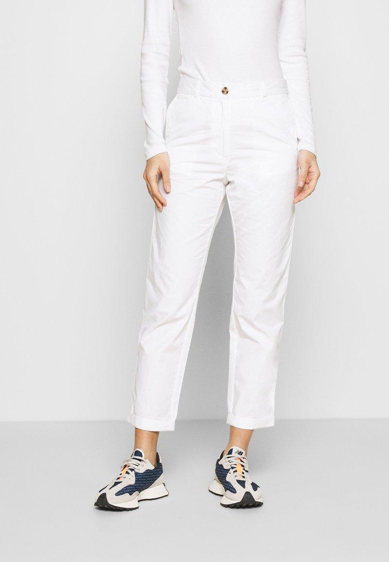 Marks & Spencer London - Chinos - white