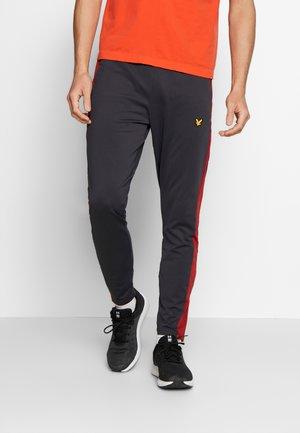 TECH TRACK PANTS - Pantaloni sportivi - graphite