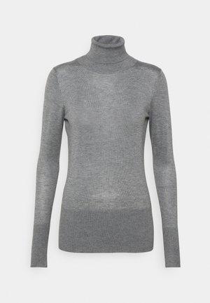 FASHION ROLL NECK - Svetr - cloudy grey