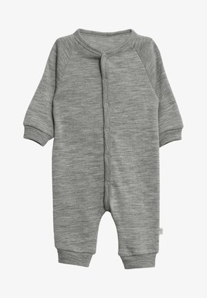 Jumpsuit - melange grey