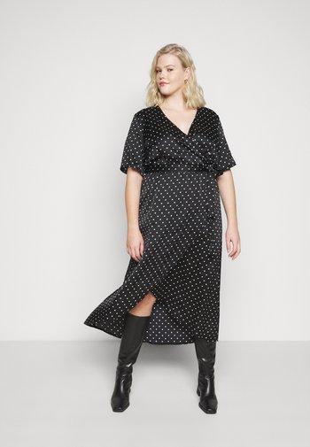 MARK MAKING - Denní šaty - black