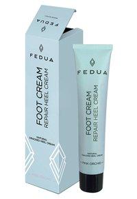Fedua - FOOT CREAM REPAIR HEEL CREAM PINK ORCHID - Crema piedi - 3003 white - 1