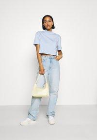 Even&Odd - Basic T-shirt - blue - 1