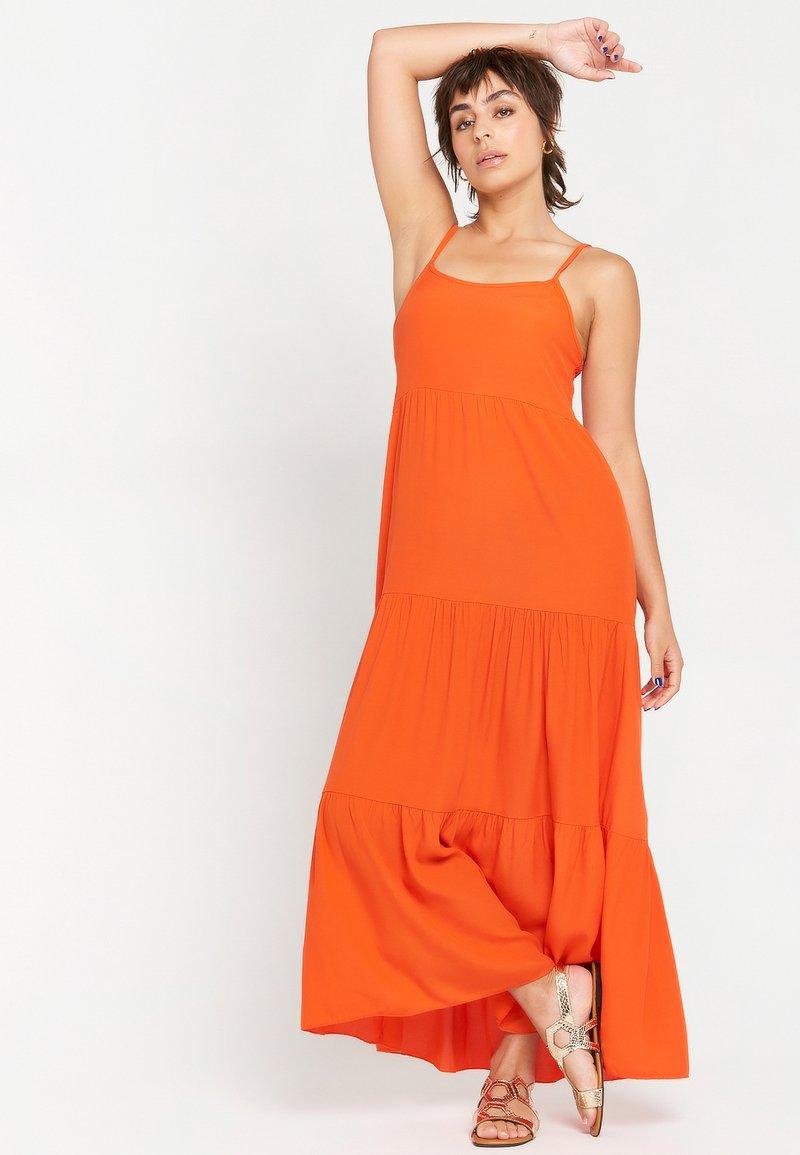 LolaLiza - Maxi dress - orange
