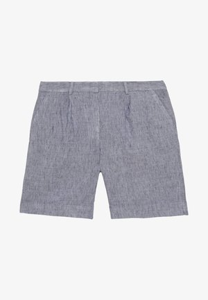 STRETCH - Shorts - marine