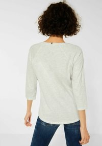 Cecil - RAGLAN  - Long sleeved top - weiß - 1