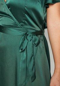 Missguided Plus - Vestito lungo - green - 4