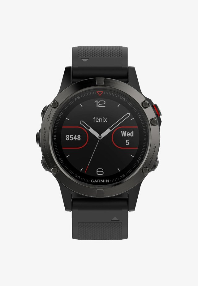 fēnix® 5 - Smartwatch - black