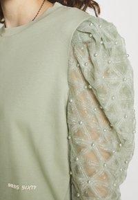 Miss Sixty - Maglietta a manica lunga - green grey - 5