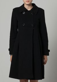 JoJo Maman Bébé - Płaszcz wełniany /Płaszcz klasyczny - black - 1