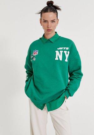 NFL NEW YORK JETS - Sweatshirt - green