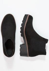 Rieker - Kotníková obuv - black - 3