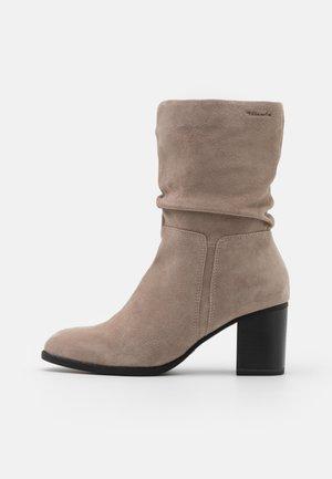 Boots - mud