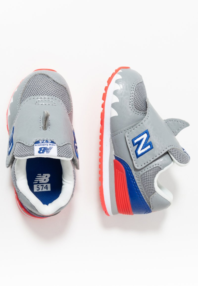 New Balance - IV574AQS - Sneakers basse - grey