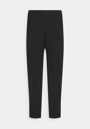 MENS CYCLIST HYBRID PANTS - Outdoorové kalhoty - black