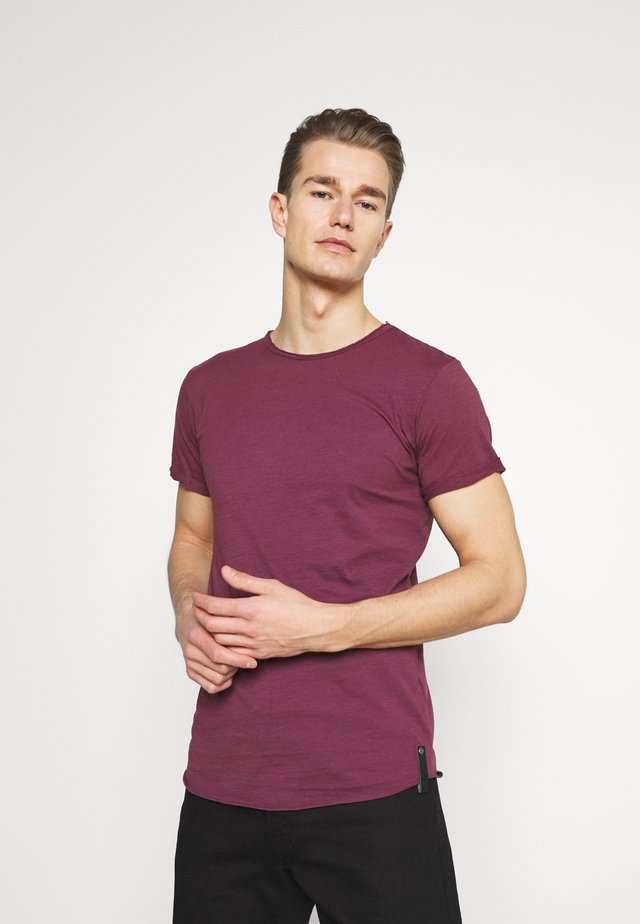 ALAIN - T-shirt basic - cameo rose