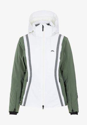 SYLVIA JACKET - Snowboardjakke - thyme green