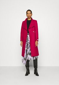 Ted Baker - ROSE - Classic coat - red - 1