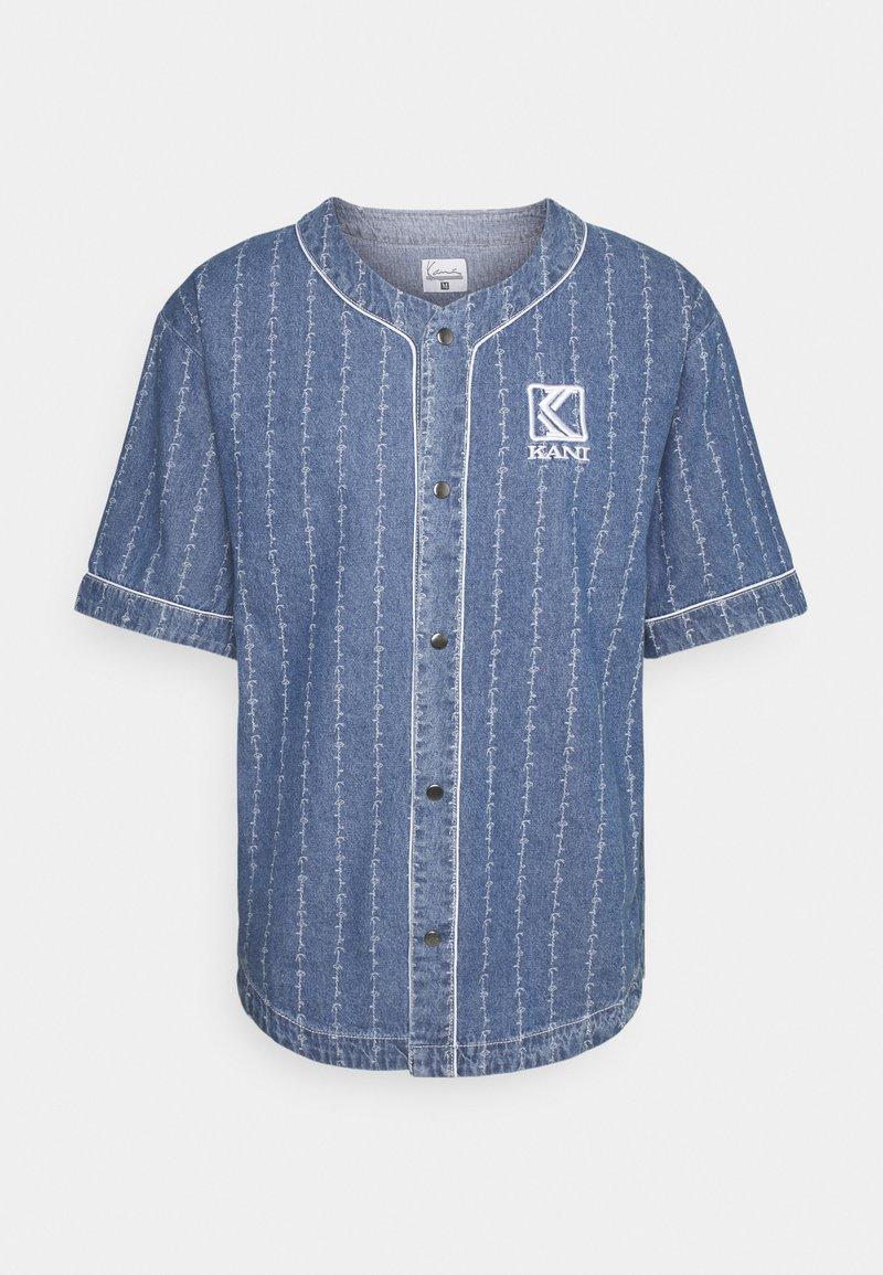 Karl Kani - BASEBALL - Košile - blue