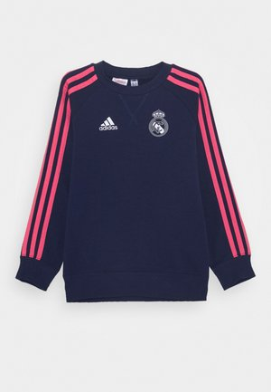 REAL MADRID SPORTS FOOTBALL - Club wear - dark blue/white