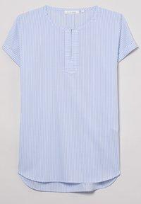 Eterna - MODERN CLASSIC - Blouse - light blue/white - 4