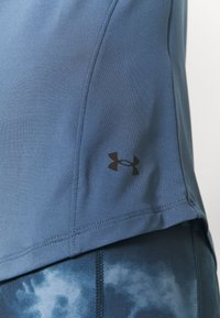 Under Armour - RUSH - Sports shirt - mineral blue - 4