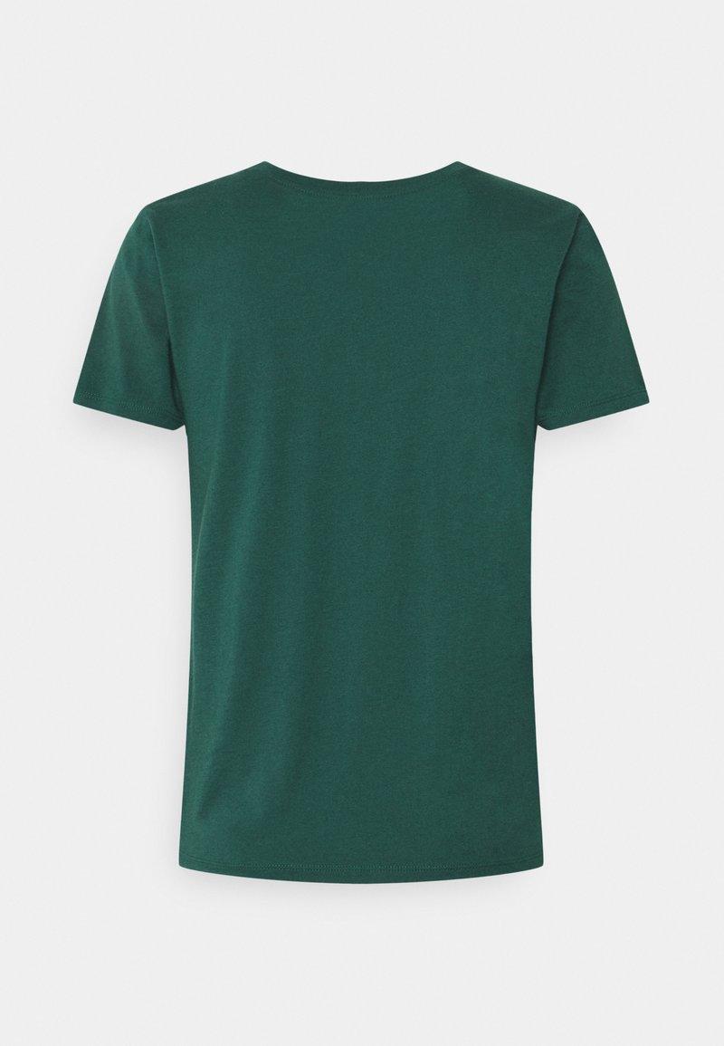 Hollister Co. T-Shirt print - green/grün PkA1g7