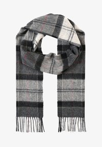 Barbour - HOLDEN TARTAN - Scarf - grey - 1