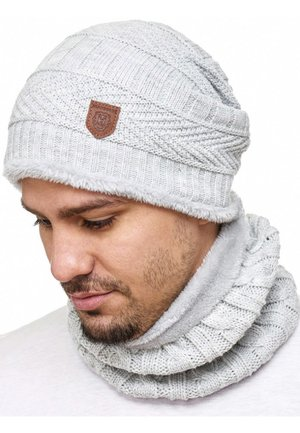 SET - Sjaal - light grey