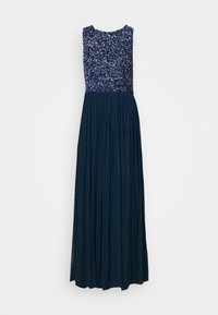 Lace & Beads Petite - PICASSO LEAF MAXI - Iltapuku - navy - 4