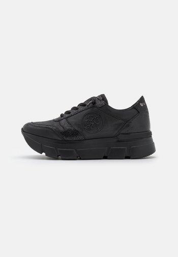 LIAN EVO - Sneakers laag - black