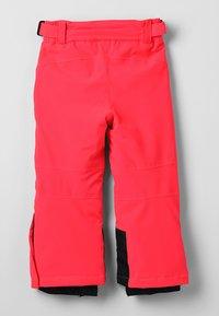 Killtec - GANDARA - Snow pants - neon coral - 3