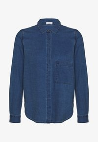 CLOSED - HAILEY - Button-down blouse - mid blue - 0