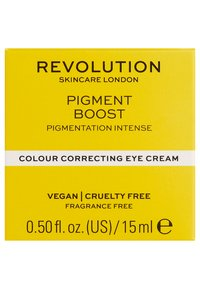 Revolution Skincare - PIGMENT BOOST EYE CREAM - Oogverzorging - - - 2