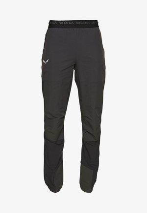 AGNER LIGHT ENGINEER - Trousers - black out